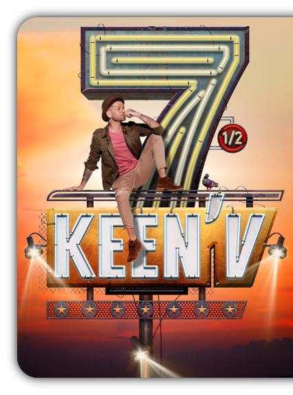 KEEN V 7 en TOURNEE
