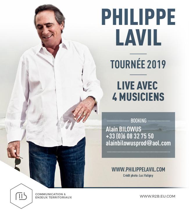 Philippe LAVIL en TOURNEE - RENSEIGNEMENTS & BOOKING : cliquez ICI